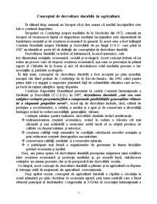 Agricultura si Dezvoltarea Durabila in Romania si in Uniunea Europeana - Pagina 5