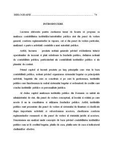Contabilitatea Institutiilor Publice - Pagina 2
