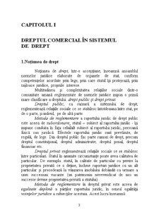 Drept Comercial 1 - Pagina 1