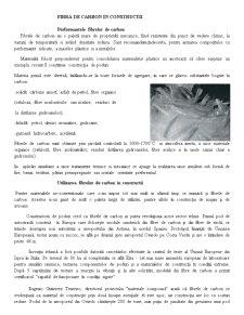 Fibra de Carbon in Constructii - Pagina 1