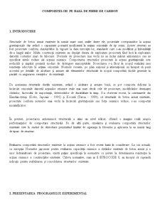 Fibra de Carbon in Constructii - Pagina 3