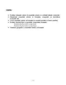 Evolutia Comertului Romenesc - Pagina 2