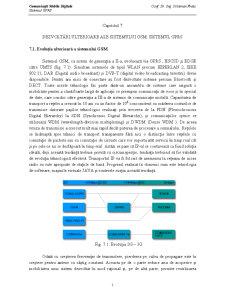 Comunicații Mobile Digitale - Pagina 1