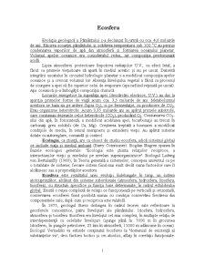 Protectia Mediului - Ecosfera - Pagina 1