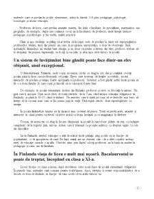 Invatamantul Romanesc vs Invatamantul European - Pagina 3