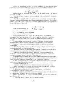 Proiectarea unui Circuit de Comanda pentru un Motor Pas cu Pas - Pagina 5