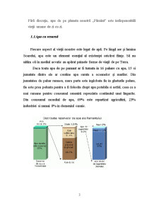 Apa in Natura, Poluarea Apei Consecintele Poluarii Apelor si Protectia Apelor - Pagina 3