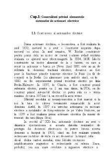 Acționări Electrice Navale - Pagina 1