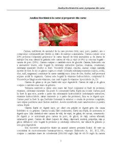 Analiza Biochimică la Carne și Preparate din Carne - Pagina 3