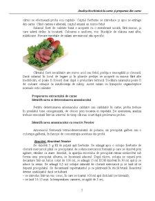Analiza Biochimică la Carne și Preparate din Carne - Pagina 5