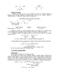 Compuși Organici cu Funcțiuni Simple și Multiple - Pagina 5
