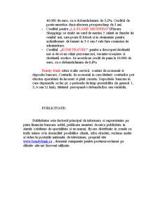Comunicare Financiar-Bancara - Creare Banca - Pagina 3