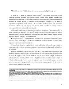 Activitatea de Cercetare Stiintifica in Comert - Pagina 3