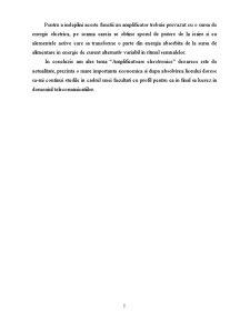 Amplificatoare de Putere - Pagina 2