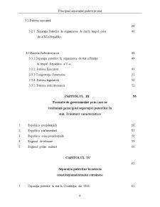 Principiul Separației Puterilor în Stat - Pagina 4