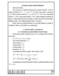 Calcularea Procesului Termic și Gazodinamic al Cazanului DE-20-14 - Pagina 4