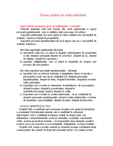 Norme Juridice - Pagina 1
