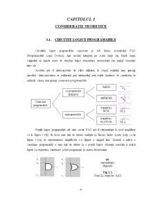Automat pentru Controlul și Monitorizarea unei Parcări - Pagina 4