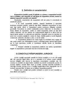 Raspunderea Juridica - Pagina 5