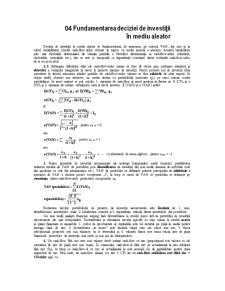 Investitii Incerte - Pagina 1