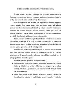 Agricultura Biologica - Ingrasamintele Verzi - Lupinul - Pagina 2