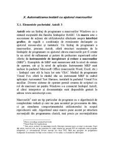 Elemente de Limbaj AUTOIT - Pagina 1