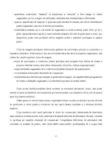 Rolul Mass-Media in Gestionarea Situatiilor de Criza - Studii de Caz - Criza Raluca Stroescu - Criza Tylenol - Pagina 4