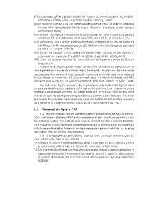 Sisteme de Fișiere - Pagina 2