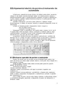Consumatorii Electrici ai Autovehiculelor - Pagina 4
