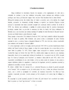Rolul si Functiile Bancii de Emisiune - Pagina 2