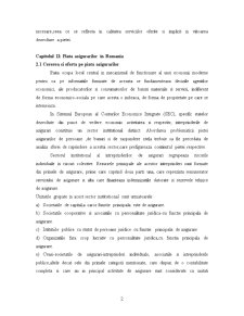 Evolutia Pietei Asigurarilor si Reasigurarilor in Romania in Ultimii 5 Ani - Pagina 2