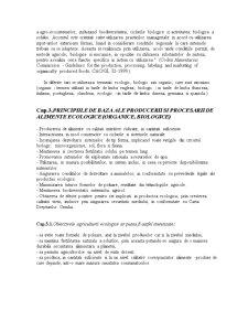 Principiile și Obiectivele Agriculturii Biologice - Pagina 3