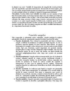 Sistemul Sangvin - Pagina 2