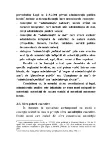 Definiția și Trăsăturile Administrației Publice prin Prisma Constituției din 1991 Revizuite și Republicate - Pagina 2