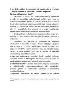 Definiția și Trăsăturile Administrației Publice prin Prisma Constituției din 1991 Revizuite și Republicate - Pagina 5