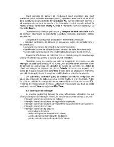Gestiunea Obiectelor Queries - Pagina 5