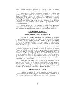 Drept Constituțional - Pagina 2