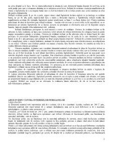 Drept penal partea speciala - Pagina 2
