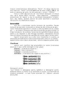 Sapunuri Substante Tensioactive - Pagina 3