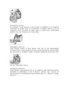 Sapunuri Substante Tensioactive - Pagina 4