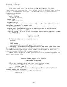 Programarea in Limbajul Visual Basic - Pagina 2