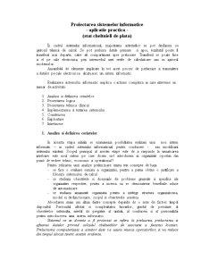 Proiectarea Sistemelor Informatice - Pagina 2