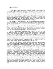 Tratarea Apelor Reziduale - Pagina 1
