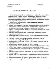 Asigurari Sociale C8 - Pagina 1