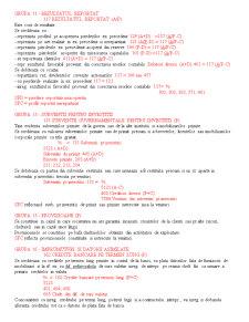 Continutul Economic, Functia Contabila si Corespondenta Conturilor din Clasa 1 - Pagina 4