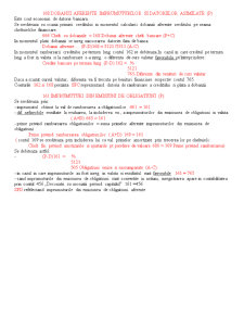 Continutul Economic, Functia Contabila si Corespondenta Conturilor din Clasa 1 - Pagina 5