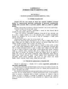 Drept Civil - Partea Generala - Persoana Fizica, Persoana Juridica - Pagina 3