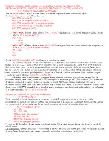 Continutul Economic, Functia Contabila si Corespondenta Conturilor din Clasa 4 - Pagina 1