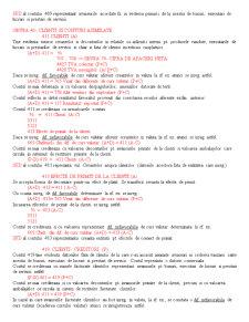 Continutul Economic, Functia Contabila si Corespondenta Conturilor din Clasa 4 - Pagina 4