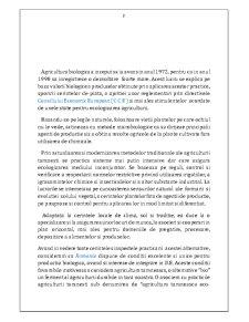 Organizarea Productiei Biologice in Romania - Pagina 2